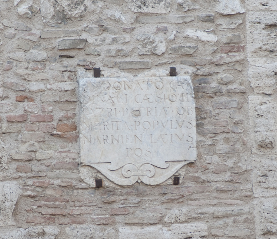 Narnia in Italy