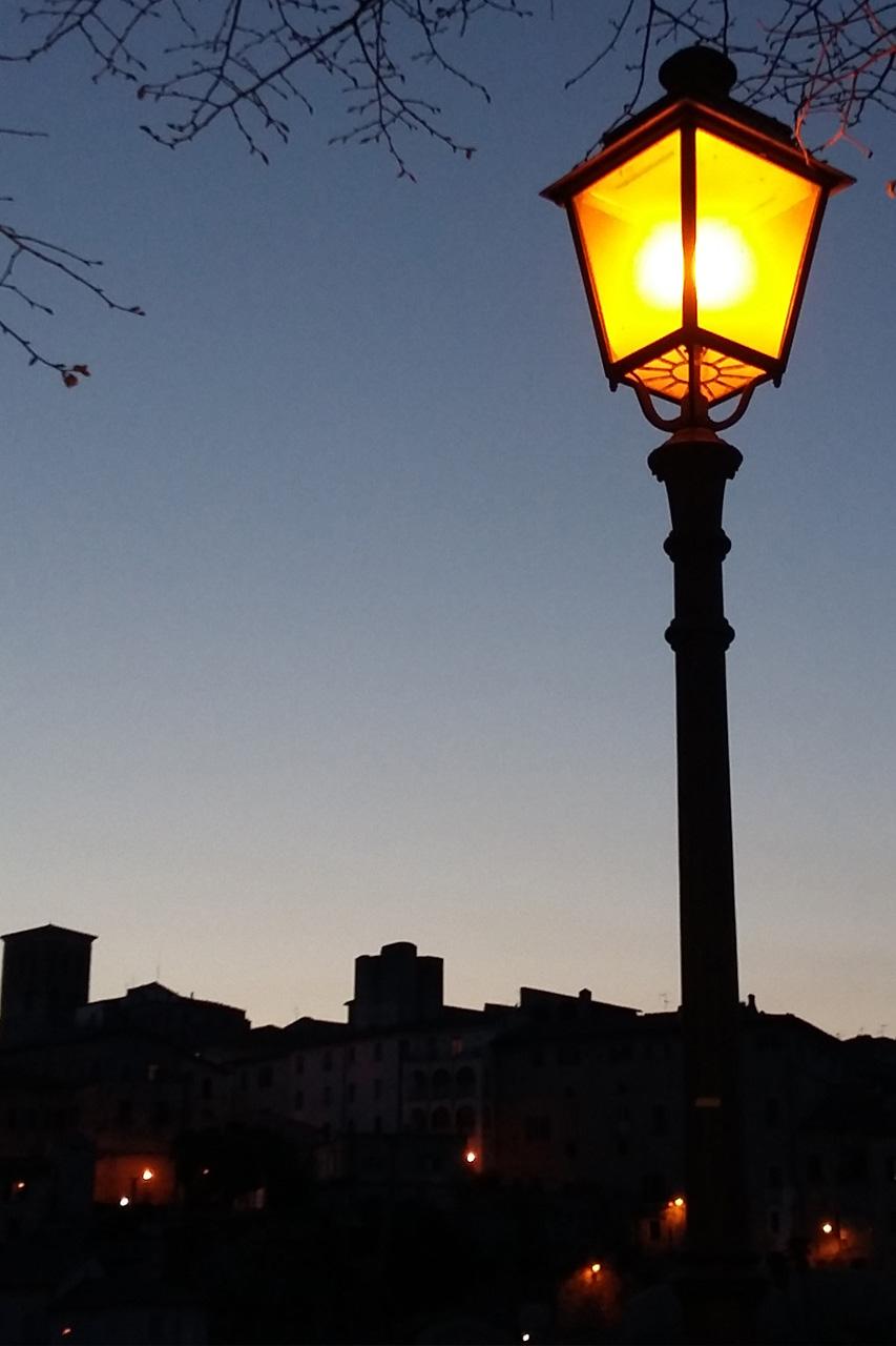 Narnia by night