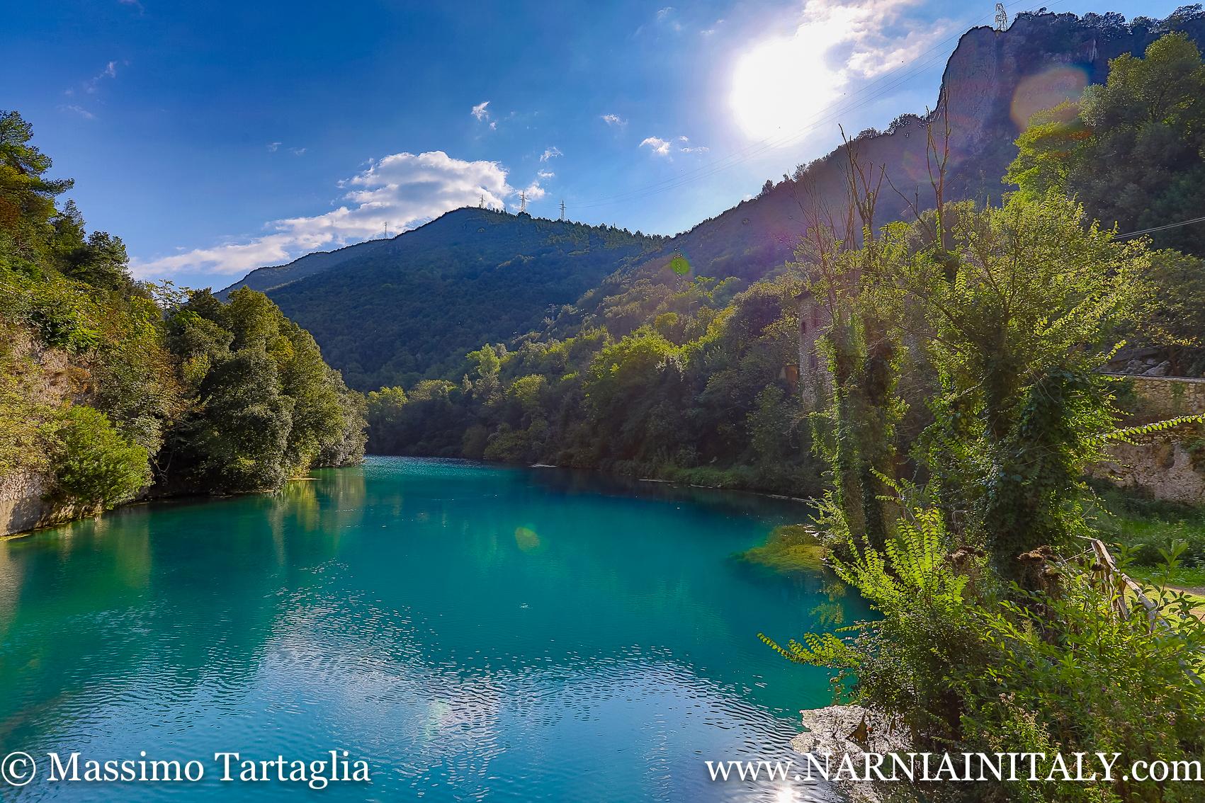 Stifone Narnia in Italy